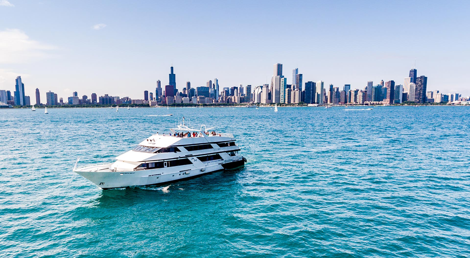Chicago Yacht Charters Party Boat Rental Anita Dee Yacht Charters