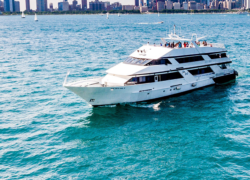 About | Anita Dee Yacht Charters